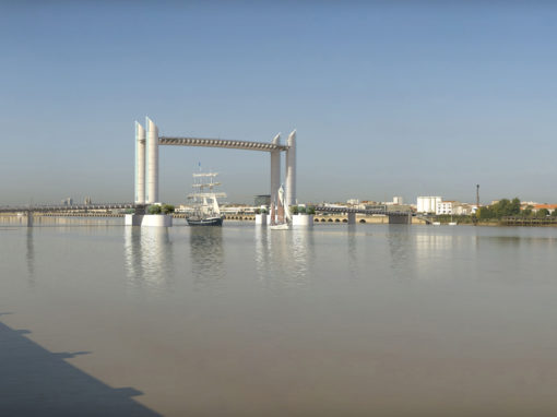Pont Jacques Chaban-Delmas – Bordeaux