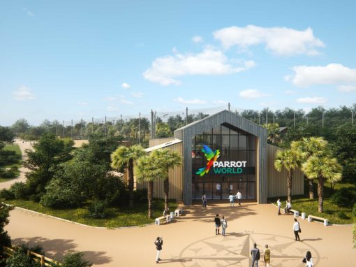 Parc animalier Parrot World  – Crécy La Chapelle